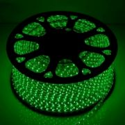 Светодиодная LED лента 220V SMD 2835 60 IP67 зеленый