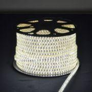 Светодиодная LED лента 220V SMD 3014 120 IP67 белый