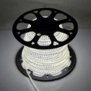 Светодиодная LED лента 220V SMD 2835 120 IP67 белый