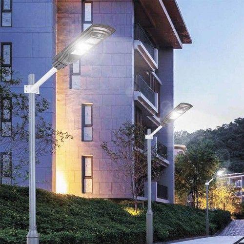 LED светильник уличный 80W на солнечной батарее 6500K IP65 VARGO