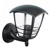 Садово-парковий світильник чорний NAR-1
