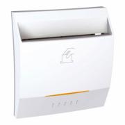 MGU3.283.18 Механізм вимикача карткового 2-мод. білий Unica Schneider Electric