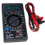 Мультиметр тестер DT830B цифровий