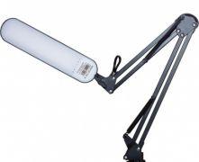 Настільний світлодіодна лампа 9Вт 3000-6000К на струбцині чорна EVROLIGHT Ridy-09