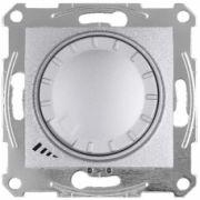 Димер LED поворотно-нажимний універсальний 4-400Вт алюміній Sedna Schneider Electric SDN2201260