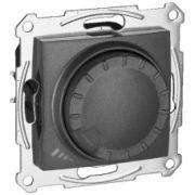 Димер LED поворотно-нажимний універсальний 4-400Вт графіт Sedna Schneider Electric SDN2201270