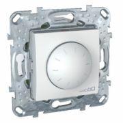 MGU5.513.18 Димер LED поворотно-нажимний універсальний білий 4-400Вт Schneider Electric Unica