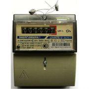 Электросчетчик однофазный Энергомера на DIN-рейку и в шкаф ЦЭ6807Б-U K1 M6 Р5.1 5-60А