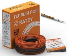 Тепла підлога Ratey RD2 двожильний кабель 32,3м 580Вт 3,2-4,0м2