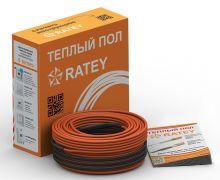 Тепла підлога Ratey RD1 одножильний кабель 135м 2400Вт 13,5-16,9м2