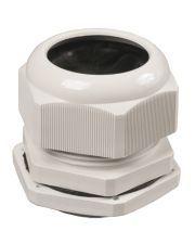 Кабельний ввід сальник PG 13.5 Ø5-12мм IP54 IEK YSA20-12-13-54-K41