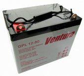 Акумуляторна батарея GPL 12V-80Ah Ventura