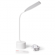 Настольная лампа MAXUS DKL 8W 4100K White RGB (1-MAX-DKL-001-03)
