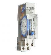 Таймер реле электромеханический на DIN-рейку Lemanso LM691