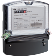 Счетчик электроэнергии трехфазный электромеханический NIK 2301 АП1В 3х220/380В (5-100А)