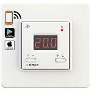 Программируемый недельный терморегулятор Wi-Fi terneo ax белый