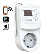 Терморегулятор для инфракрасных панелей Wi-Fi terneo rzx