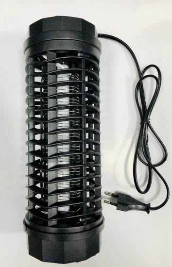 Светильник от комаров для уничтожения насекомых T5 6W G5 220-240V Lemanso LM3066 черный 115x115x295мм