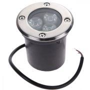 Світильник LED тротуарний Lemanso 3LED 3W 150LM RGB LM12