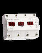 Реле контролю фаз і напруги трифазне 40А на DIN-рейку DigiTOP VP-3F40A