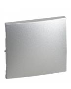Лицьова панель вимикача алюміній Valena Legrand 770251