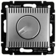 Поворотний світлорегулятор алюміній Valena Legrand 770260