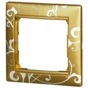 Рамка 1п золото бароко Valena Legrand 770020