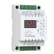 Терморегулятор для высоких температур terneo tpa без датчика