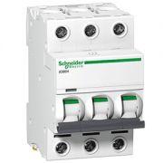 Автоматичний вимикач 3P 6A B A9F78306 iC60N Schneider Electric