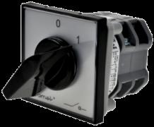 Кулачковий пакетний перемикач фаз Spamel 16A на Din LK16R-3.8210\Р03