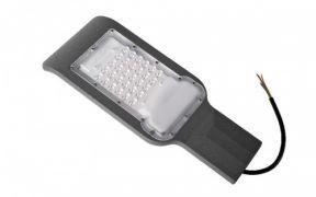 Светодиодный уличный светильник 30W IP65 6400К 2700lm Евросвет SKYHIGH-30-060