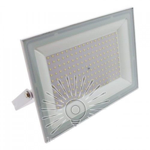 Прожектор светодиодный 200w 6500K IP65 12000LM LEMANSO белый LMP33-200