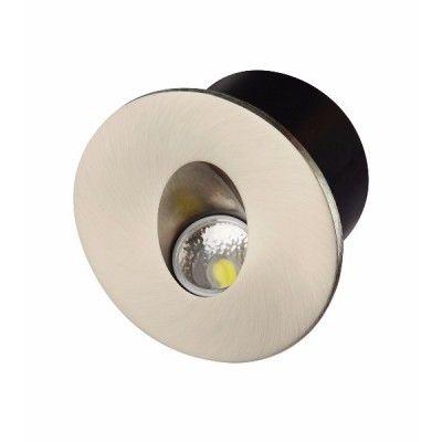 Светильник лестничный 3Вт хром Yakut Horoz