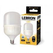 Светодиодная лампа высокомощная 30W E27 6500K Lebron L-A100