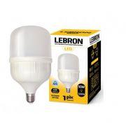 Светодиодная лампа высокомощная 50W E27-E40 6500K Lebron L-A138