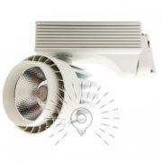 Светодиодный трековый светильник Lemanso 30W 2100LM 6500K белый LM 562-30