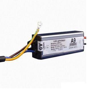 Драйвер (блок питания) Lemanso для светодиодного прожектора 100W / LMP-5