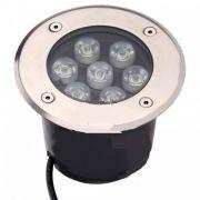 Світильник LED тротуарний Lemanso 6LED 6W 300LM RGB LM11