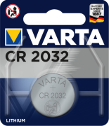 Батарейка Varta CR2032 BLI 1шт. Lithium