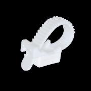 Кріплення ремінне КР-40 біле (100шт.)