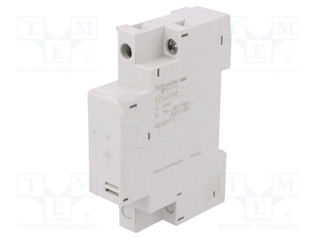 Расцепитель минимального напряжения 380-400V 50HZ Schneider Electric GZ1AU385