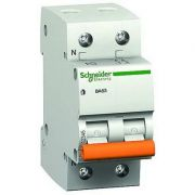 Автоматичний вимикач Schneider Electric ВА63 25А 1+N С 11215