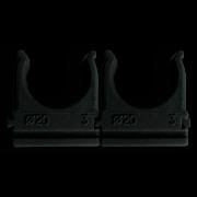 Держатель-клипса d20 (100 шт.)