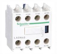 LADN40 Додатковий контактний блок 4НО фр.монтажу Schneider Electric