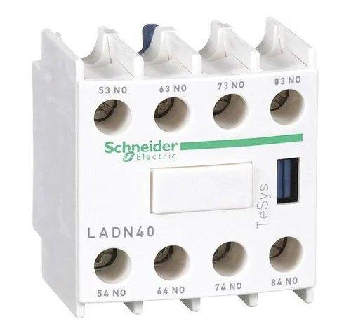 LADN40 Дополнительный контактный блок 4НО фр .монтажа Schneider Electric