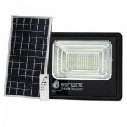 Прожектор світлодіодний з сонячною панеллю 100W 6400K TIGER