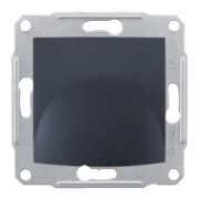Кабельна розетка графіт Sedna Schneider Electric SDN5500170