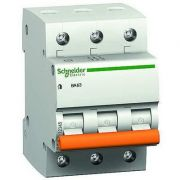 Автоматичний вимикач Schneider Electric ВА63 32А 3P С 11226