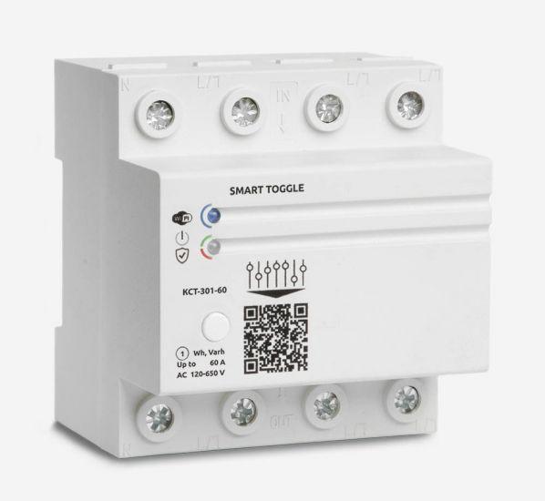 WiFi таймер трифазний реле часу енергонезалежний годинник Баклер КСТ-301-60А