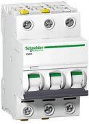 Автоматический выключатель 3P 50A D iC60N Schneider Electric A9F75350